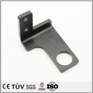 高精密钣金加工件,SS400材质,加工中心加工,调质热处理,包装机用部品