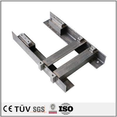 焊接部品,电焊,点焊等工艺,无电解镀镍处理,大连生产高精密部品