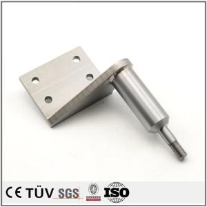 SS400材质,车床加工,加工中心加工,精密焊接部品