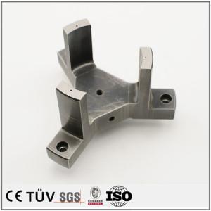 三角钢制机械零件,调质热处理,车床加工,磨床研磨等精密零件