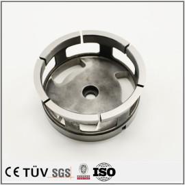 钢材质,调质热处理加工,加工中心加工,高精密设备