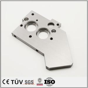 钢板机械零件,加工中心加工,铣床加工,高精密机械零件