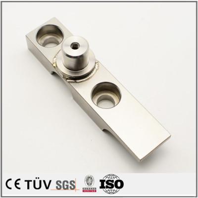 精密焊接部品,无电解镀镍表面处理等高品质设备