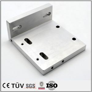 铝制板块金属部品,加工中心加工,慢丝加工,高精密机械零件