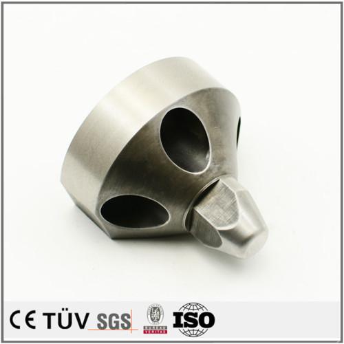 熱処理 高周波焼入れ 窒化処理 研磨加工   炭素鋼材