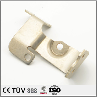 钣金设备加工,S45C材质,弯曲加工,激光研磨抛光,高精密设备