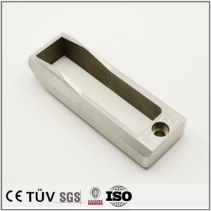 包装机用钢制部品,单品到批量精密加工,闪镀鉻表面处理