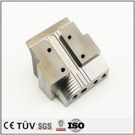 碳钢材质,调质热处理,无电解镀镍表面处理,高精密部品加工