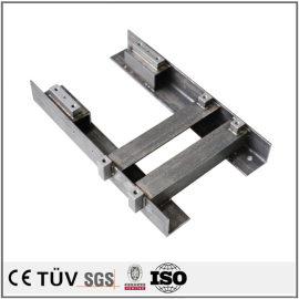 ss400焊接部品,加工中心加工,农业用高精密机械零件