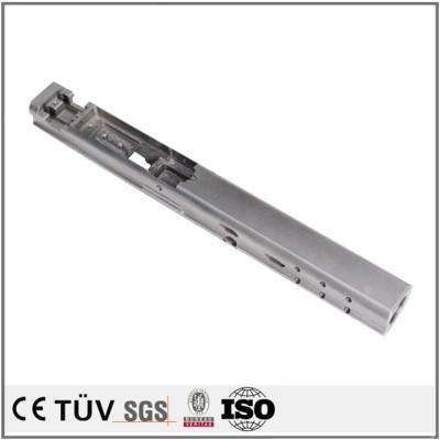 钢制板材加工,加工中心加工,慢丝加工,无电解镀镍表面处理,高精密部品