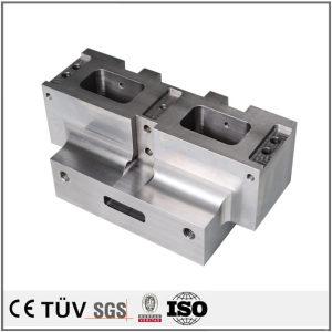 组装设备用钢制机械零件,淬火回火热处理,高精度车床加工,