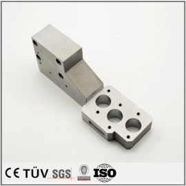 S45C材质,调质热处理,加工中心加工,磨床研磨等高精密部品