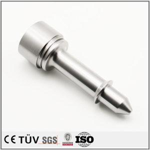 白钢材质,车床加工,同心垂直度高精密,组装设备用机械零件