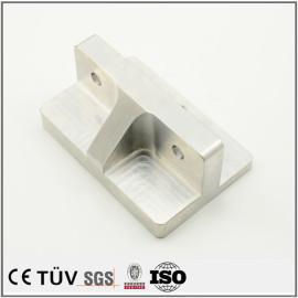 A5052材质,车床加工,铣床加工,白色阳极氧化处理等工艺机械零件