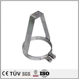 铁材质焊接,高精密不变形,大连鸿升生产高精密部品