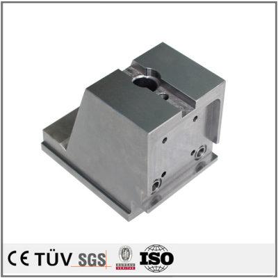 S45C材质,淬火回火加工,高精密高硬度机械零件生产