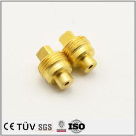 黄铜小件精密加工,高公差高精密部品,来图询价 ,单品到批量生产