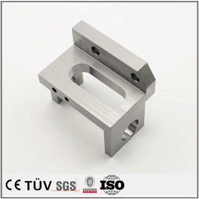 高精密机械零件 钢材质,焊接加工或一体加工,大连生产