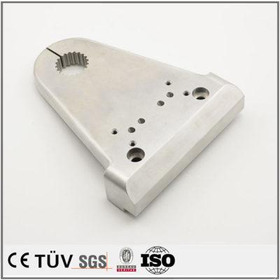 A6061材质,加工中心加工,斜面精密加工,激光研磨切割等工艺部品