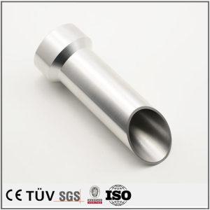 铝管材质,车床加工制品,内径抛光激光切割等高精密部品