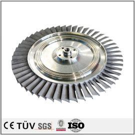 高精密齿轮铸造部品加工,车铣复合5轴加工,调质热处理等高精密部品
