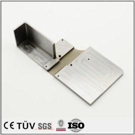 碳钢材质,加工中心加工,激光切割研磨等高精密机械零件