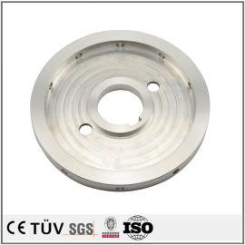 探测设备用高精密机械零件,铝材质,高精度,高外观部品