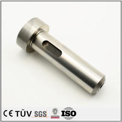 组装设备用钢材机械零件,镜面抛光,高周波热处理等精密设备