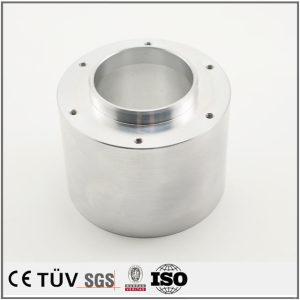 铝管精密部品,车床加工,内径圆镜面抛光等研磨高紧密机械零件