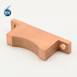 鉻铜精密加工部品,激光切割研磨,组装设备用机械零件