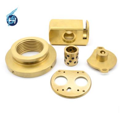 多样铜材质机械零件,单品到批量,来图询价,大连生产