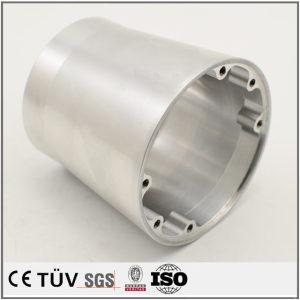 高精密筒状机械零件,铝材,慢丝加工,放电加工等高精密机械零件