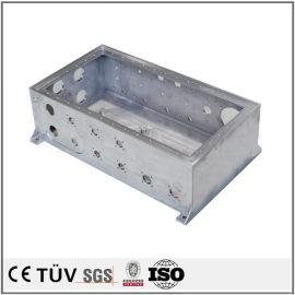 槽状机械零件加工,铝压铸材质,高精密部品大连生产