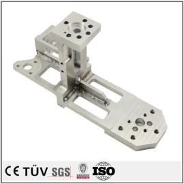 SS400材质,高精密焊接部品,加工中心加工,慢丝加工,大连生产