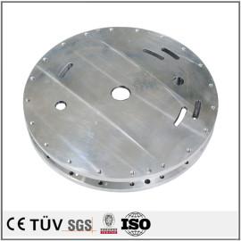 车床加工铝材质,高精密部品,无电解镀镍表面处理等高精密部品