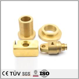 高精密黄铜材质,多样机械零件加工,大连生产出口加工