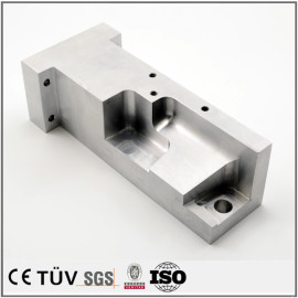 工业设备用铝材质部品,车床加工,激光研磨,白色氧化处理等高精密部品