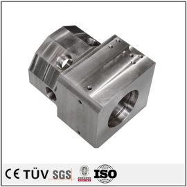 印刷机用机械零件,高周波淬火,放电加工等高精密部品