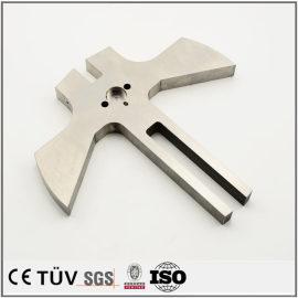 sus304材质,加工中心加工,激光切割研磨等工艺机械零件