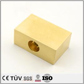 黄铜材质,出口加工部品,大连生产高精密机械零件