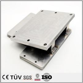 加工中心加工部品,焊接处理,ss400材质,大连鸿升生产