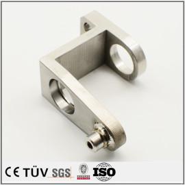 小型焊接部品,钢材质,调质热处理,固溶化处理等高精密部品