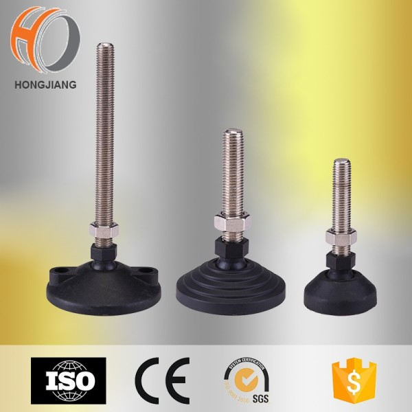 Machinery adjustable leveling feet with good quality