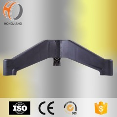 Conveyor Support Base For Round Tube SHELF BRACKET A-Frame Triangle Support Conveying Equipment Components