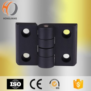 HS3635 Black plastic hinges for cabinet doors