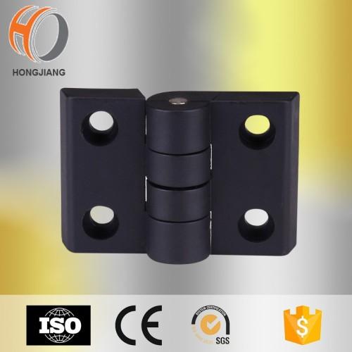 HS3635 مفصلات بلاستيكية سوداء لأبواب الخزائن