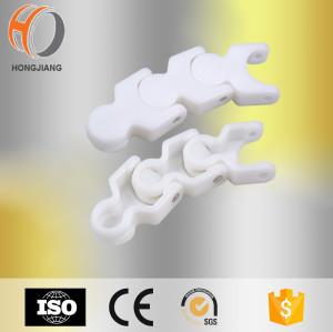 1700 Catene multi-flex in plastica per diario / linea di produzione del latte