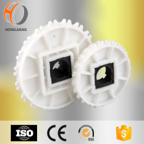 Thermoplastic injection mould sprocket use for H900 conveyor chain