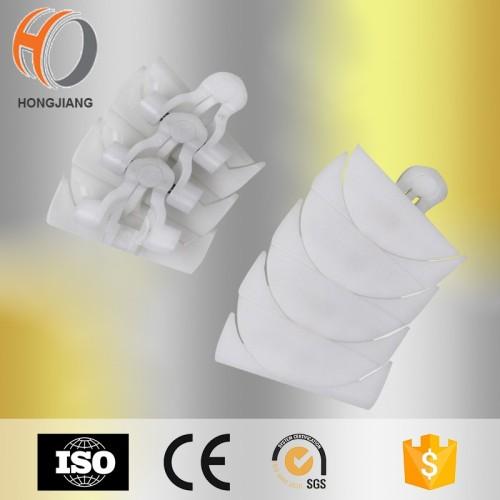 Transportador plástico de H1775 China cadena cero de la brecha