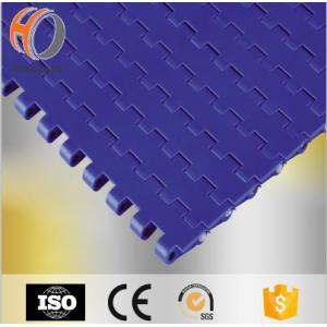 H1100 plastic POM flat top modular conveyor belts